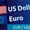 EUR USD Euro Dollaro Americano