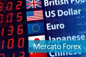 Andamento mercati forex